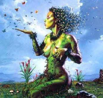 Umbanda e Mãe Natureza - Pense nisso