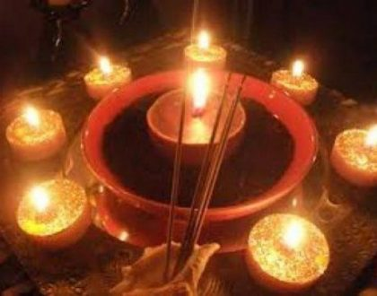 Os rituais da Umbanda - parte 3