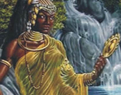 Ponto de Oxum